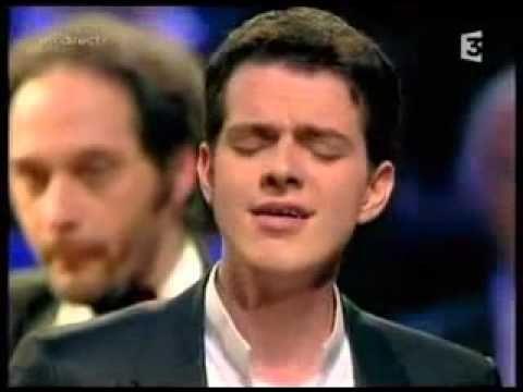 PHILIPPE JAROUSSKY  - CONTRA-TENOR - hoogste onderscheiding lyrische kunst in Frankrijk (countertenor) - Vedro con mio diletto VIVALDI