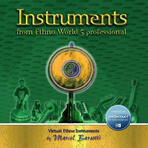 Best Service Instruments From Ethno World 5 Professional [Download]