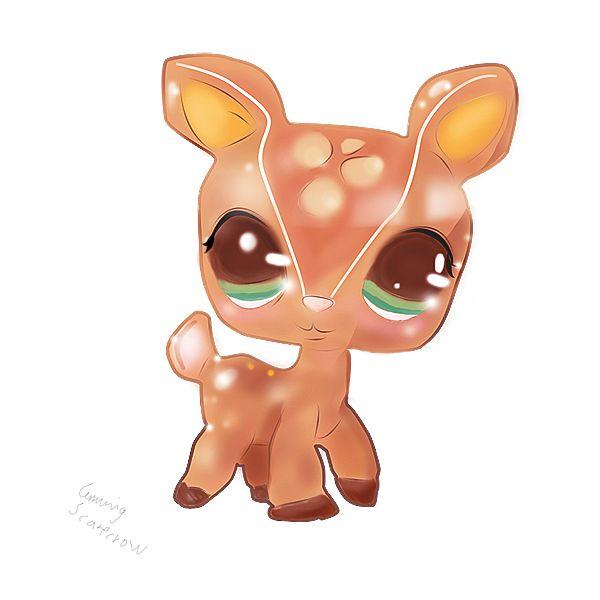 [LPS] Deer~ by CunningScarecrow.deviantart.com on ...