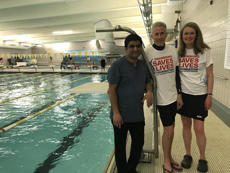 Heads Under Water Freeport Ymca Swim Class Helps Adults Overcome Their Fear The Forecaster Swimming Classes Swimming Ymca