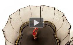 10 ft Trampoline, Round Trampolines - Trampolines for Children   Springfree ™ Trampoline USA