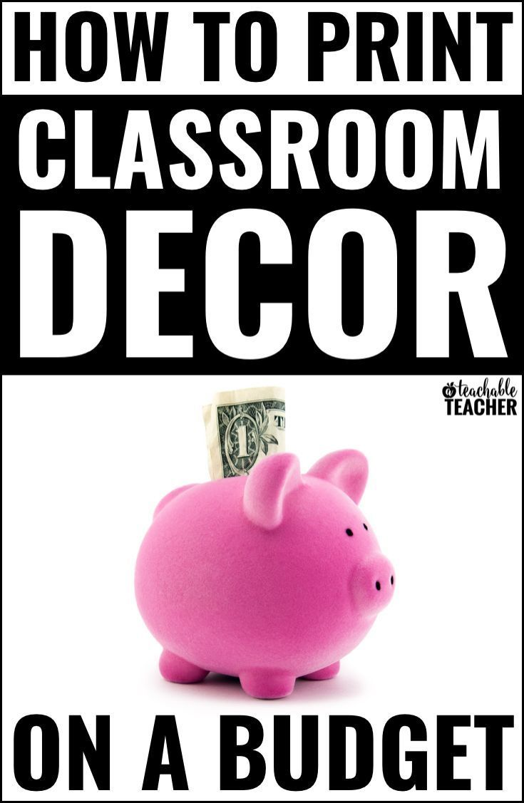 7 best middle school images on pinterest classroom ideas how to print in color without spending a ton plus free coupon codes for three fandeluxe Gallery