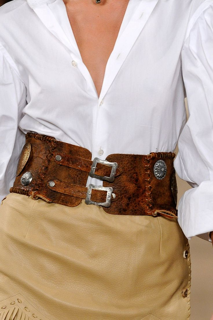 Love this Ralph Lauren belt