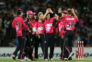 Sydney Sixers to win the BBL!