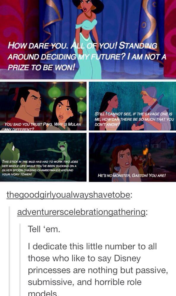 Some of my favorite Disney girls.