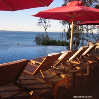 My husband come here every year and it's amazing! Bannisters Point Lodge in Mollymook NSW