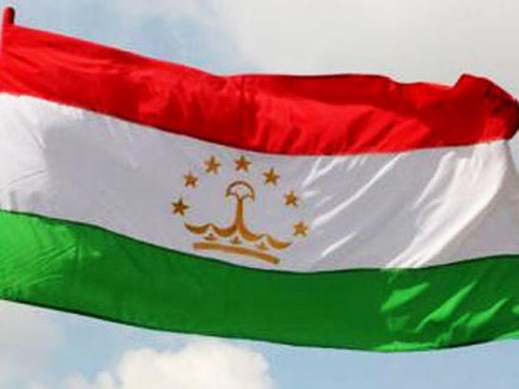 tajikistan flag | Tajikistan flag waving picture
