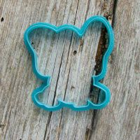 "Cookie cutter "" Elephant """