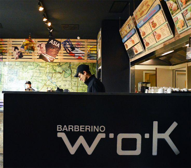 Locale W.O.K. a Barberino Designer Outlet