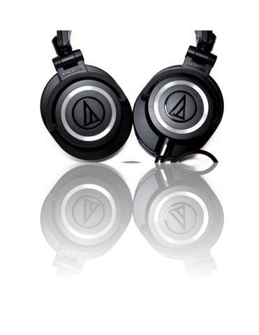 NEW Audio-Technica ATH-M50X Professional Studio Monitor Hi-Fi Headphones (Black)