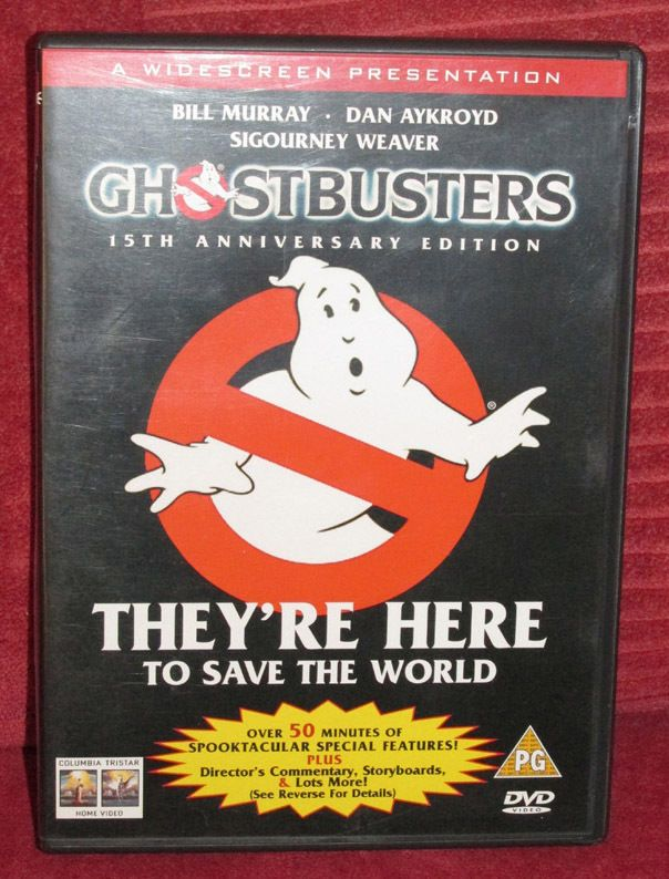 #Ghostbusters (DVD, 2008) listed for charity BBC Children in Need