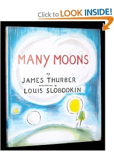 Many Moons by James Thurber