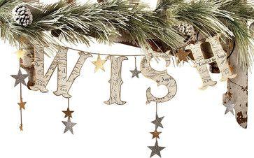 Wish Garland transitional-wreaths-and-garlands
