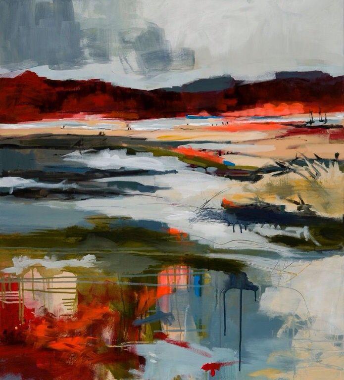 landscapes by Angela Maritz