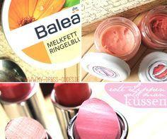 pflegenden Lippenbalsam selber machen: einfaches Rezept für Lipbalm aus Melkfett & Honig für gepflegte Lippen