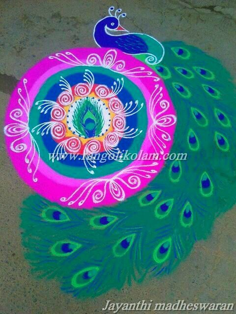Today thoughts of kolam..... If you cannot fly, then run.......... If you cannot run, then walk......... If you cannot walk, then crawl........... But whatever you do, you have to keep moving forwa...