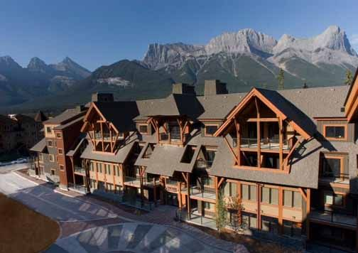 When in Canmore, Alberta the Solara Resort redefines the home away from home......http://petscanstay.com/pet-friendly/hotel/solara-resort