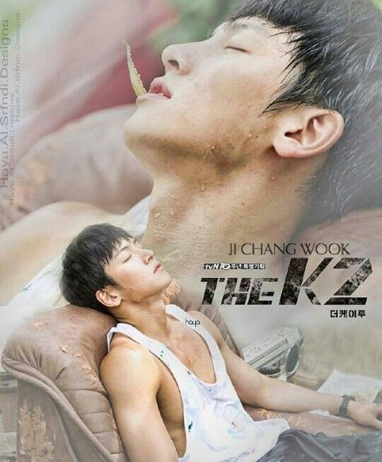 """The K2"", Ji Chang Wook. Can't wait to see this!"