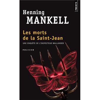 """Les enquêtes de l'inspecteur Wallender d'Henning Mankell /// Une de mes séries policières suédoises préférées. Tous les codes sont présents : une atmosphère """"désespérée"""", un héros pugnace et à la vie personnelle pas au top, des crimes sordides..."""