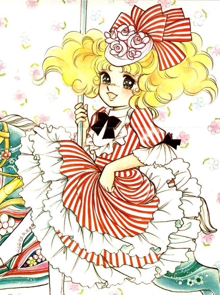 Comando Candy Candy: 03/01/2007 - 04/01/2007