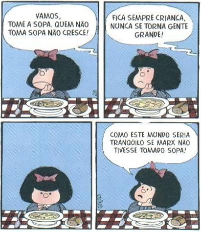 Mafalda| Quino
