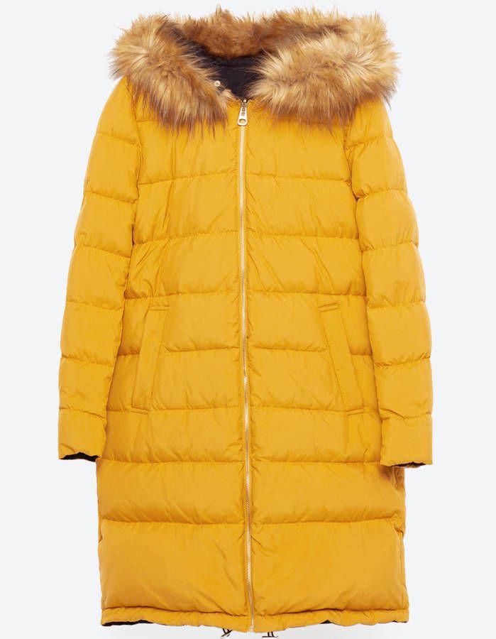 Doudoune femme Zara / 22 doudounes femme pour accueillir l'hiver / Fashion / Winter / Coats