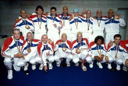 Les Barjots en 1992