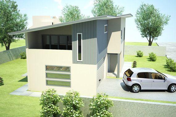 213 m2  3 Bedroom  Study Nook design  3 by AustralianHousePlans