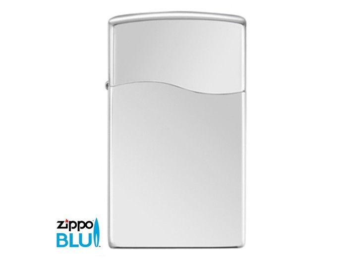 Are you searching trendy zippo? We Get Personal is the place where you can get trendy zippo high polish chrome blu2 online at low price of £79.00 at wegetpersonal.co.uk. Choose your own engraving for the back side of the lighter.