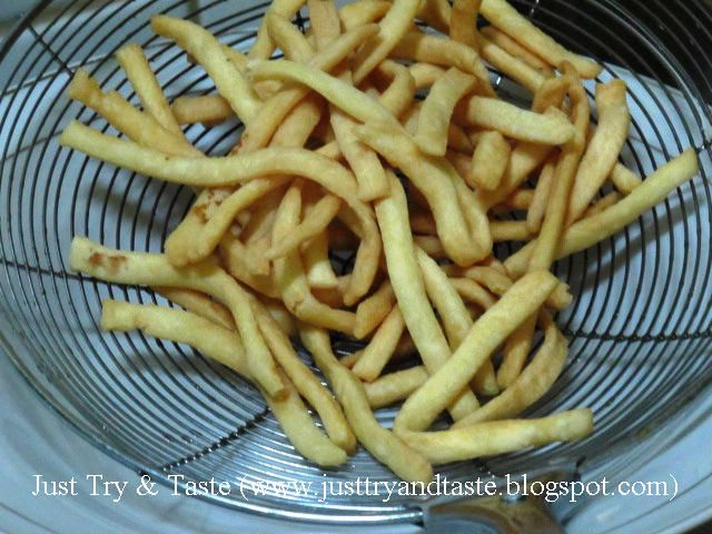 Resep Cheese Stick - Stik Keju