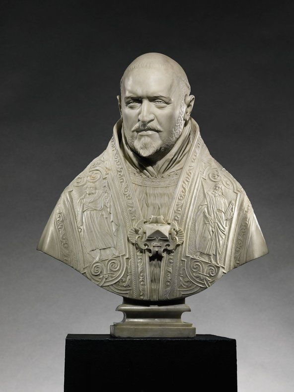 Rare Bernini Sculpture Surfaces at the Getty - The J. Paul Getty Museum has just acquired an important early sculpture by the Baroque master Bernini: a marble bust of Pope Paul V that many art historians did not believe still existed. Originally commissioned by Cardinal Scipione Borghese, the nephew of Pope Paul V, in 1621, the sculpture was the 23-year-old artist's first documented portrait of a pope — a subject that would define his career.