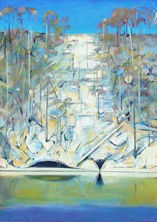 Arthur Boyd, Shoalhaven , c. 1983