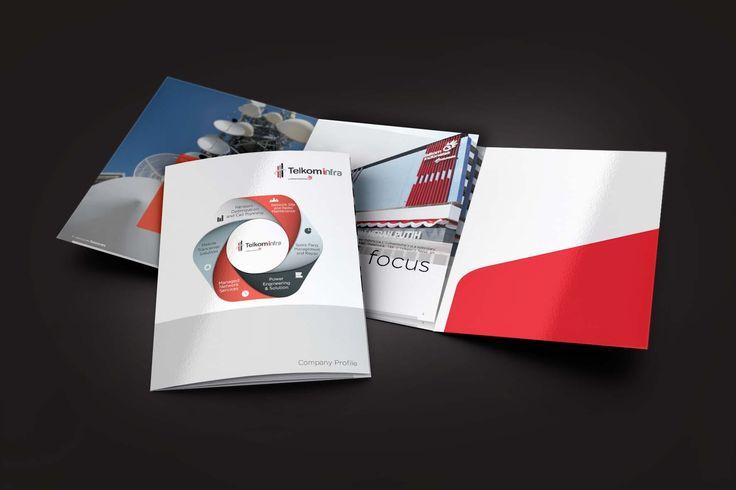 Desain Company Profile PT. Telkom Infra oleh www.SimpleStudioOnline.com | Order desain company profile >> WA : 0813-8650-8696