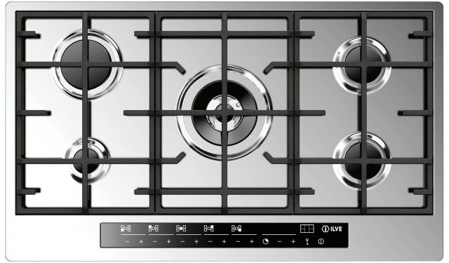 The latest and safest in gas cooktop technology