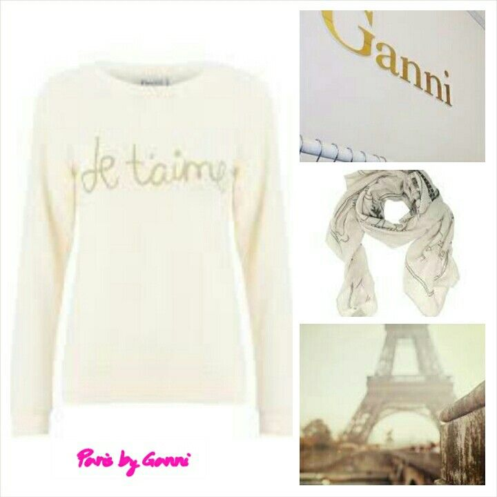 Paris by Ganni