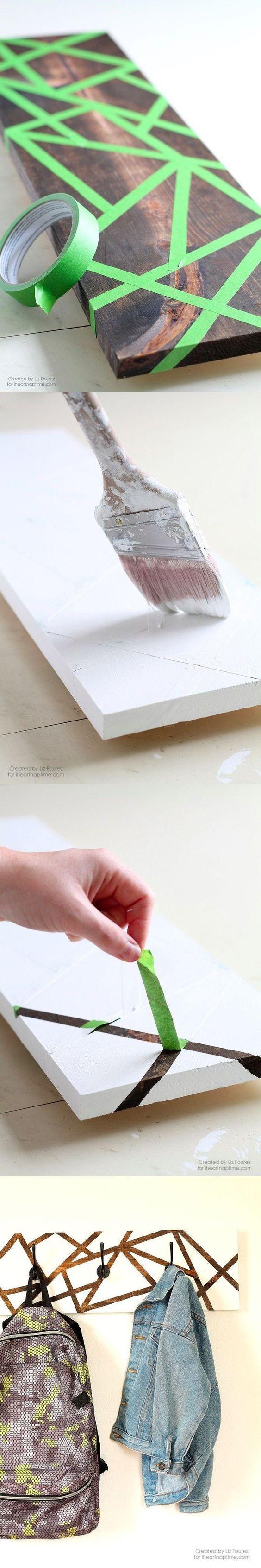 DIY Rucksack Aufhänger – #Aufhänger #DIY #Rucksa…
