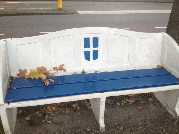 Eens een blauwvinger.. - Zwolle 29 September 2013