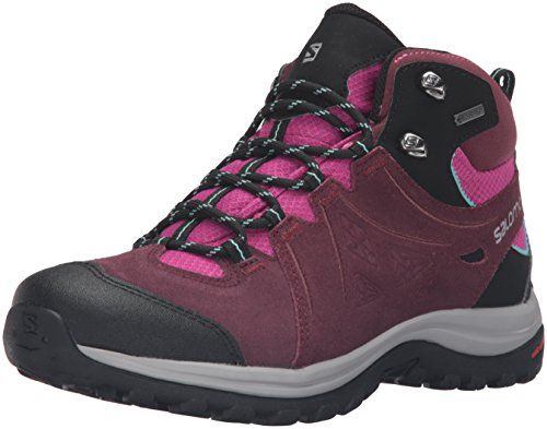 Salomon Womens Ellipse 2 Mid LTR GTX W Hiking Boot *** Want additional info? Click on the image.