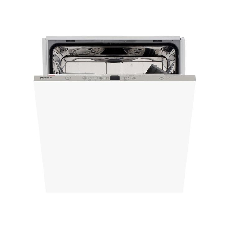 Buy Neff S51L53X0GB Built In Fully Integrated Dishwasher - Stainless Steel Control Panel | Marks Electrical