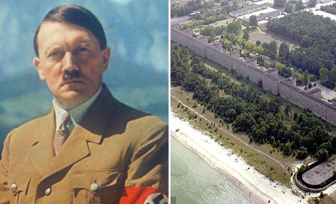 ‪#‎BiggestHotel‬ in the ‪#‎World‬: The 10,000 Uninhabited ‪#‎Rooms‬ of ‪#‎Hitler‬'s ‪#‎HotelProra‬! Have a Look!