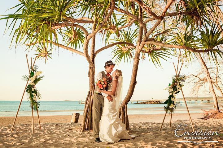 Sunset Beach - what a great ceremony location!