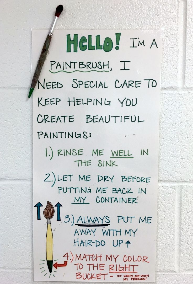 7 Paint Routines You'll Never Regret Teaching (The Art of Education)