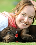 Elise Rechichi - Assistance Dog Australia Ambassador - Australian sailor from Perth