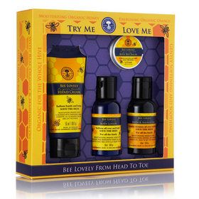 Bee Lovely Gift Set - Perfect #ChristmasGift £22 #NaturalBeauty #Organic #CrueltyFree