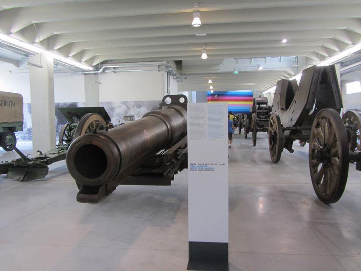 Il museo della guerra e della pace di Trieste