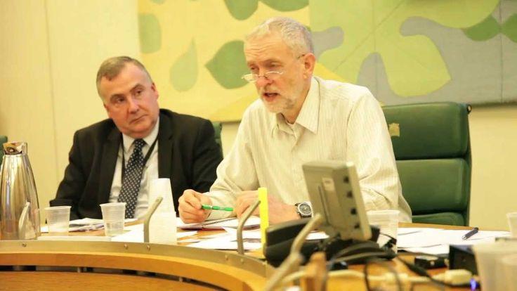 Jeremy Corbyn speaking on Western Sahara, 25 Feb 2014