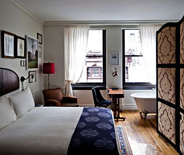 It List - The Best New Hotels: NoMad