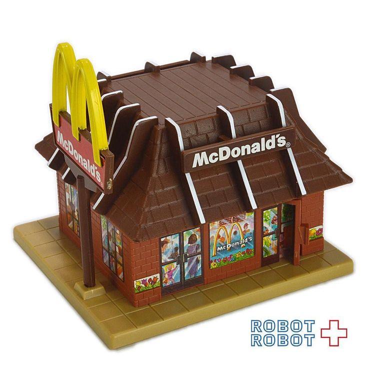 明日マクドナルドのグッズを通販ページにアップ予定ですマクドナルド オルゴール レストラン MB-Sales MUSICAL McDONALD'S RESTAURANT Music Box #McDonald #マクドナルド  #アドバタイジング  #advertising #アメトイ #アメリカントイ #おもちゃ #おもちゃ買取 #フィギュア買取 #アメトイ買取 #vintagetoys #中野ブロードウェイ #ロボットロボット #ROBOTROBOT #中野 #アドバタイジング買取 #マクドナルド買取 #WeBuyToys
