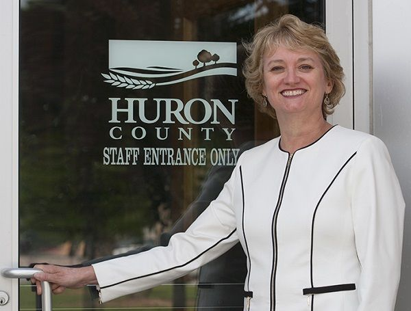 Huron County CAO Reflects On 2015 Planning