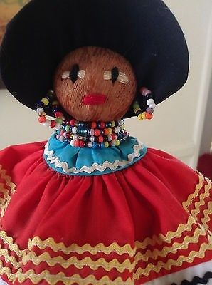 1991 SEMINOLE PALMETTO Doll
